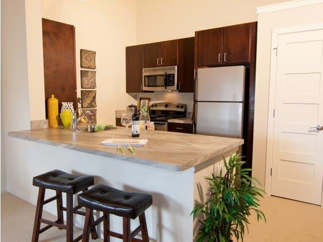 LoftFive 50 Kitchen Cabinets and Countertops