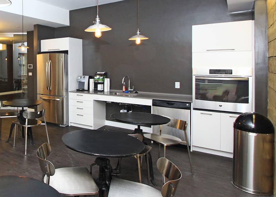 Kitchen Cabinetry for Ames Shovel Community Center