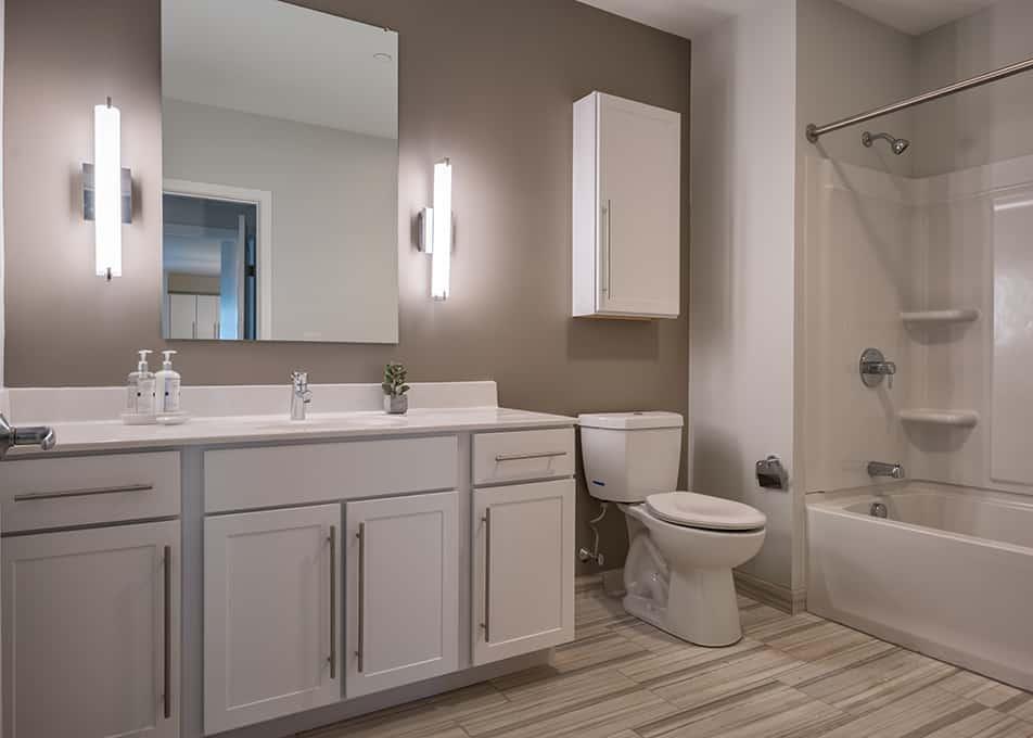 Island Creek Bath Cabinets