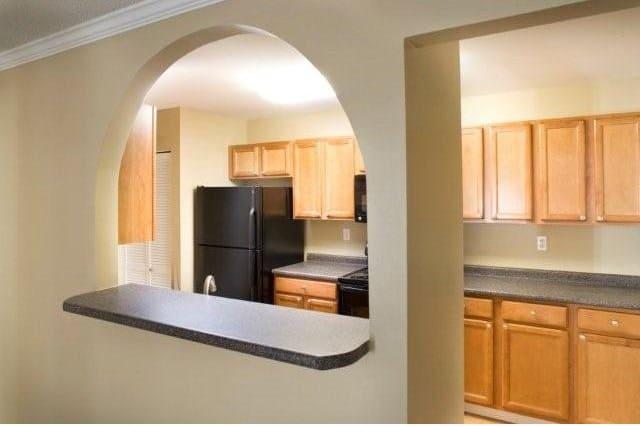 Katahdin Woods Kitchen Cabinets and Countertop
