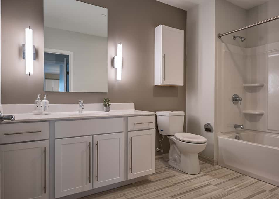 Island Creek Bath Cabinets